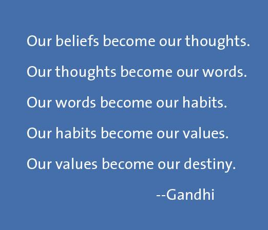 Uskumused- mis ja milleks?