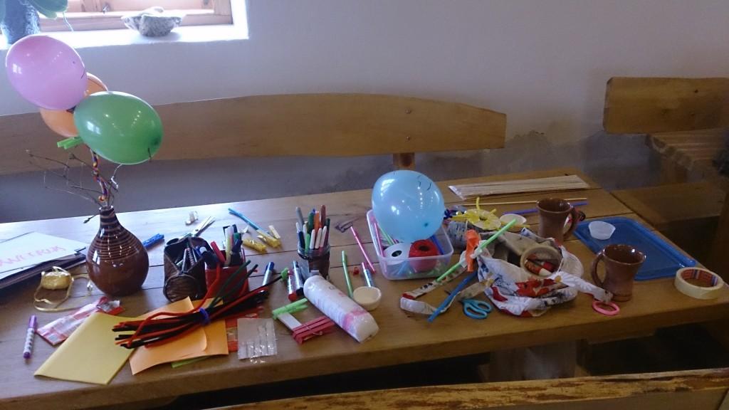 Loovuse tööriistadLoovuse tööriistad