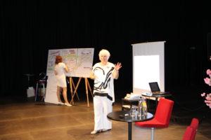 Marina Kaljurand EMK Kevadseminaril