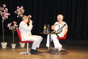 Valdo Kalm ja Marina Kaljurand EMK Kevadseminaril